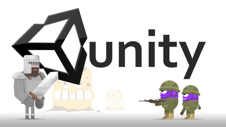 Лаборатория игр Unity