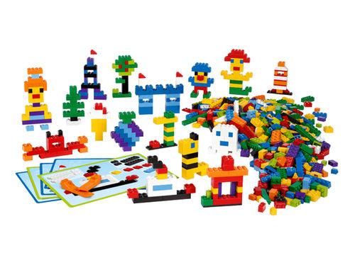 Ранние развитие с LEGO