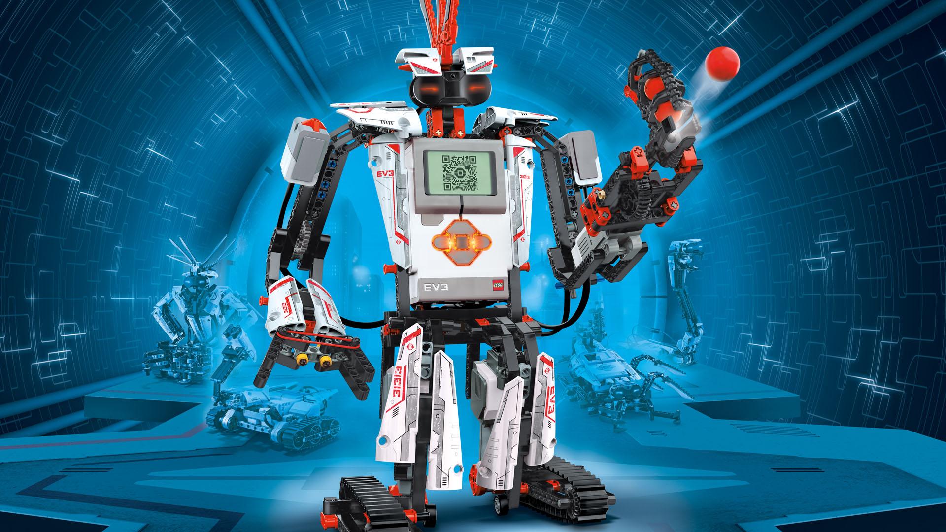 Робототехника Lego mindstorms EV3